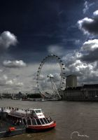 london - the eye by moiraproject