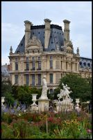 Paris - 22 -  a day in a park by etr-wroclove
