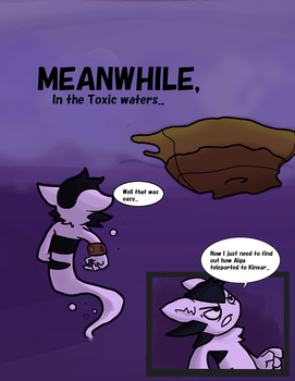 Updated: White water page 1 by chocohaulic