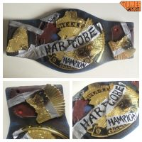 WWF (WWE) Hardcore championship belt by GJamesProjects
