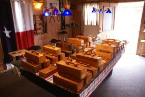 More of Kev's boxes by KW-Scott