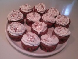 winning cupcakes by wittlecabbage