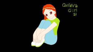 QuilavaGirl Drawing (improved) by QuilavaGirl21