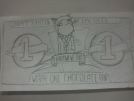 Worth one chocolate bar by ThatPuggy