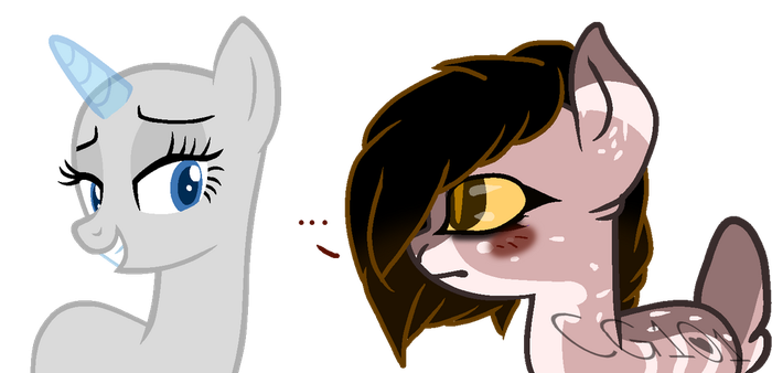 stop staring at me dude -Open Collab- by cutegir101