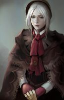 Bloodborne -  Plain Doll by phamoz