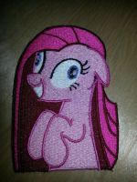Pinkamena Patch by EthePony