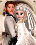 Hans and Elsa - Wedding by Simmeh