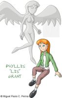 Heaven's Twilight - Phyllis by mpcp13