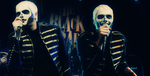 Gerard in the Black Parade by Green-Romance