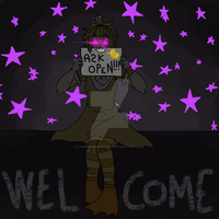 ~Welcome Welcome~ by JessySilverVongola4