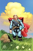 Thors Day Deviation by Iron-Odin