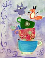 Tea Time by andralynn