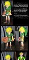Custom Commission: Young Link by Wakeangel2001