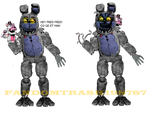 Funtime bonnie by Fandomtrash198787