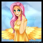 Too Shy Shy - (MLP/Fluttershy) by Luminosion