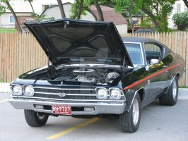 1969 Chevelle SS 396 by Qphacs