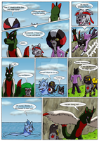 Creatures and overseas friends - Page 15 by DisccatFR