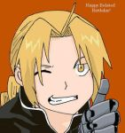 Edward Elric by Hiei-Lover by The-Short-Ones
