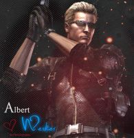 Albert Wesker RE5 by JillValentinexBSAA