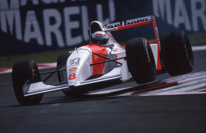 Martin Brundle (1994) by F1-history