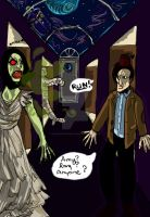 Terror on the Orient Express by DaleksinWonderland