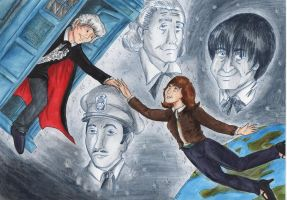 Goodbye Sarah Jane by StarlightsMarti