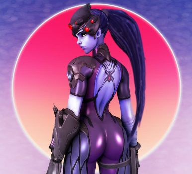Widowmaker by Snoopsahoy