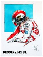 Marco simoncelli super Sic 58 by dessinsdejul