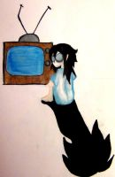 T.V. by Blue-Fire-likes-pie