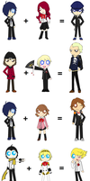 Persona Math by bloomacnchez