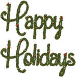 Happy Holidays by HGGraphicDesigns