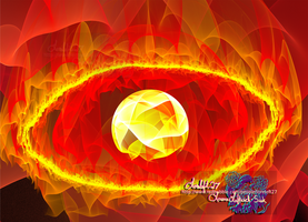 the fire crystal by loreleft27