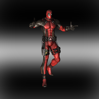 DeadPool: DeadPool by iK1L73r