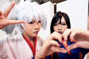 GINTAMA- With Love and Peace by Kyubei