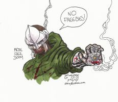 mf doom by jtblq