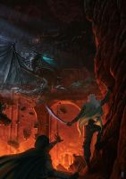 Conquest Of The Mithral Hall by Akiman