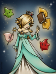 Mother of Lumas: Rosalina by Christinies