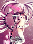 =White Rock Shooter= by Emy-san