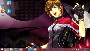 Vocal-Month MEIKO by SuperShadiw1010