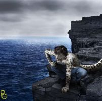 Cliff Scout by pythos-cheetah