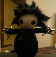 Edward Scissorhands by 1KraftyN3rdGrl