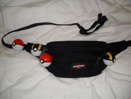 pokeball bag by Lvdpoppe