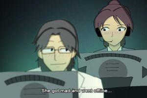 MGS2: She Got Mad... by ryu001