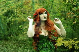 Poison Ivy #2 by Snowlynna