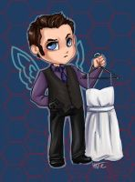 Ianto: Torchwood's Wedding Fairy by Mad-Hattie
