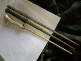My First 3 Wands by RMBAS12