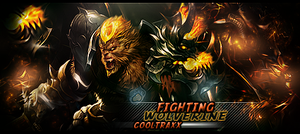 Fighting by cooltraxx