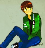 ben 10 by likeasurgeon