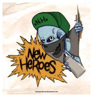 new heroes spread the vandals by ihsanpunkrock